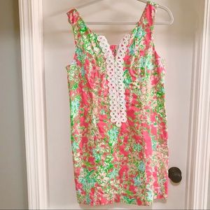 Lilly Pulitzer SZ 12 I wear 8-10 this fits me